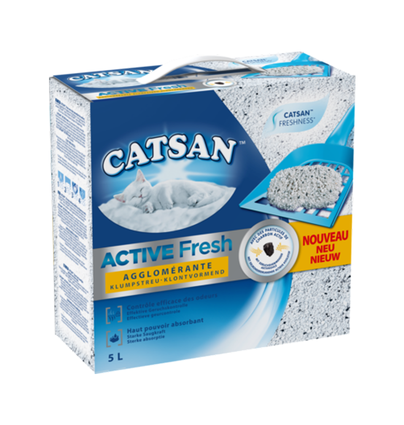 Catsan_Active_Fresh